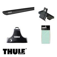 THULE/スーリーGS4ドアH24/1〜キャリア車種別セット/754+969B+1689
