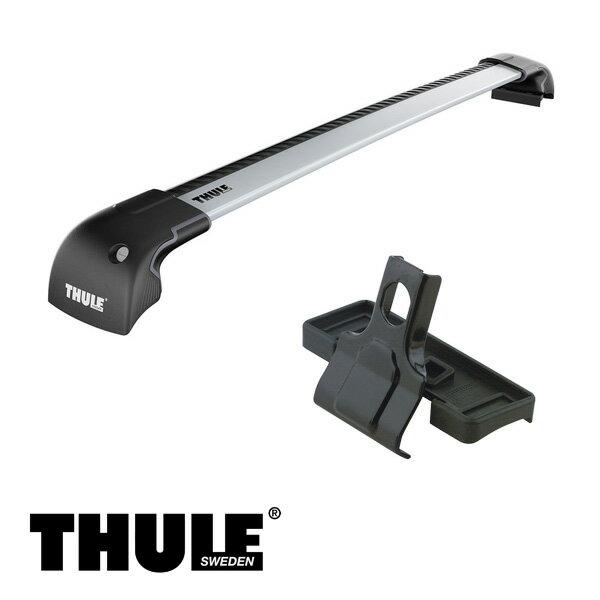 THULE/スーリー BMW 4シリーズ 2ドア ※M4不可 '13〜 キャリア 車種別セット/9592+3028