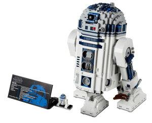 レゴ スターウォーズ R2D2/ 在庫有り! 即納可!  レゴ r2d2 数10種類の可動ギミック付き...