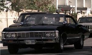 アメリカTVドラマ「スーパーナチュラル」で、ディーンが乗っていた劇中車です♪1/43 GreenLigh...
