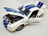1/18 GREENLIGHT☆1967 シェルビーGT500 白/青 フォード・マスタング エレノア 60セカンズ【予約商品】