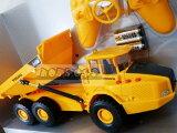 1/32 NEWRAY☆ラジコン アキュレート式ダンプトラック ダンプカー ボルボ VOLVO A40D  ラジコン ダンプ ショベル ラジコン【予約商品】ポイント5倍