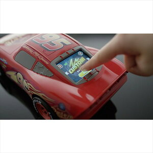 ミニカー◎ディズニーカーズ/楽しい♪コンピューターマックイーン♪カーズトミカトミカカーズカーズおもちゃ