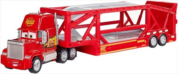 ◎ディズニーカーズ/巨大!楽しい♪マックトラック積載車セット♪カーズおもちゃカーズミニカー【予約商品】