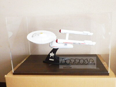 スタートレックエンタープライズ■フランクリンミント製エンタープライズ号USSNCC-1701【幻の程度極上品】