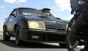 ミニカー 1/18 GREENLIGHT☆マッドマックス 「インターセプター」フォード XB ファルコン【限定品 予約商品】