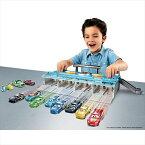 ミニカー◎カーズ おもちゃ☆カーズミニカーを10台いっしょに!競争できる〜♪ 楽しいグランプリ・スタートダッシュ! カーズ おもちゃ【予約商品】