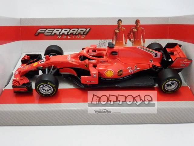 車, ミニカー・トイカー  143 F1 SF-71H S. Vettel 5