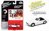 ミニカー 1/64 Johnny Lightning トヨタ2000GT 007は二度死ぬ 007ジェームズボンド ボンドカー 【予約商品】