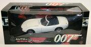 ミニカー1/64JohnnyLightningトヨタ2000GT007は二度死ぬ007ジェームズボンドボンドカー【予約商品】