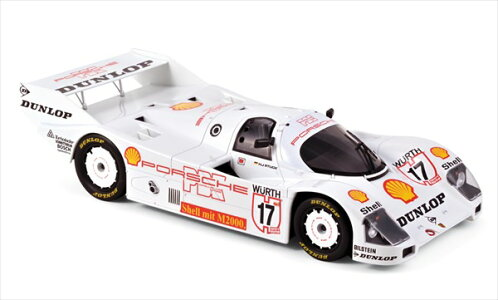 ミニカー1/18Norevノレブポルシェ962#17CWinnerSupercupNurburgring1987H.-JStuck予約商品