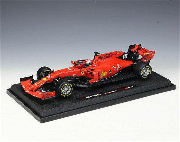 車, ミニカー・トイカー 118 F1 2019 Bburago Ferrari F1 SF90 16 Charles Leclerc