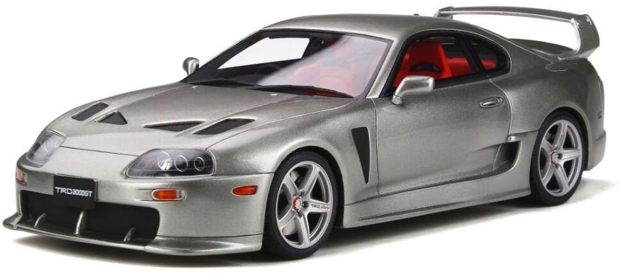 車, ミニカー・トイカー  Otto mobile 118 3000 GT TRD Quick Silver Metallic clearcoat