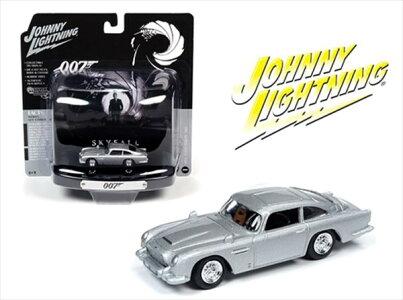 ミニカー1/64JohnnyLightningアストンマーチンDB5007ジェームズボンドボンドカースカイフォール【予約商品】