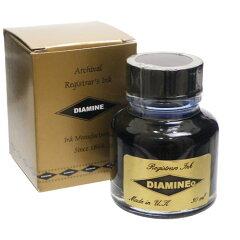 ダイアミン/伝統的な製法を受け継いだボトルインクDIAMINE(ダイアミン) 没食子ブルーブラック...