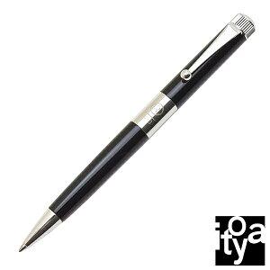 ボールペン ブラック クローム