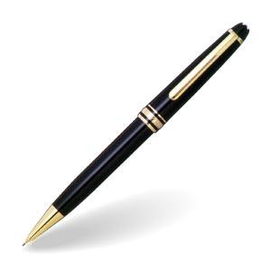 マイスターシュテュック ブラックレジン&ゴールド クラシック 0.5mm 12746
