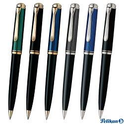 K800緑縞ボールペン