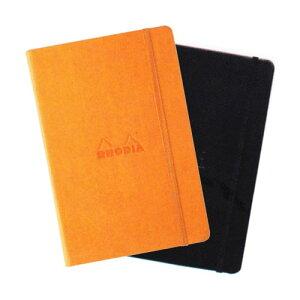 シンプルで機能美に溢れたロディアらしい逸品RHODIA(ロディア) ウェブノートブック A5サイズ