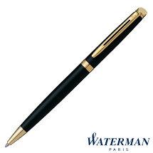 【特売商品】WATERMAN(ウォーターマン)メトロポリタンエッセンシャルマットブラックGTボールペン名入れ無料セット【楽ギフ_包装】【楽ギフ_のし宛書】【楽ギフ_名入れ】