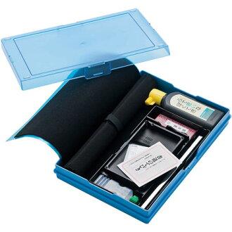 謝謝你的偉大節日銷售法庫裡塔克書法集藍色書法集的書法貨物設置神經節苷脂 GM1 7 10P19Dec15