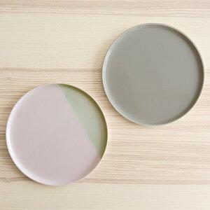 """ブランド 1616 / arita japan S&B """"Color Porcelain"""" フラットプレート&ディーププレート"""