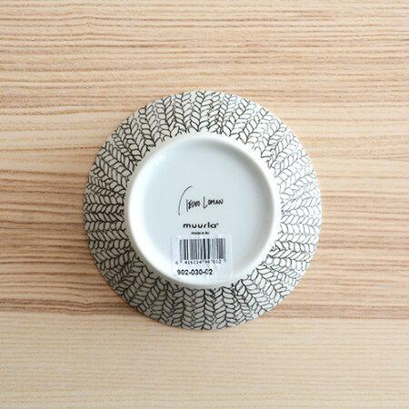 ムールララグラグシリーズポーセリンボウル300ml902-030-02【muurla北欧洋食器bowl丸皿鉢陶磁器テーブルウェア】