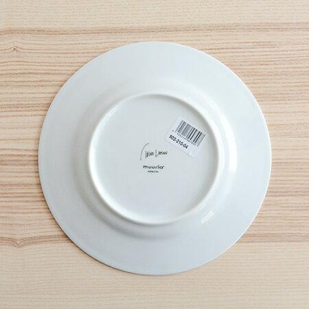 ムールララグラグシリーズポーセリンプレート/Sサイズ902-210-04【muurla北欧平皿丸皿洋食器うつわテーブルウェアキッチン用品】