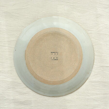senユニット8.5プレート(2カラー)【京千作家和食器丸皿平皿波佐見焼送料無料】