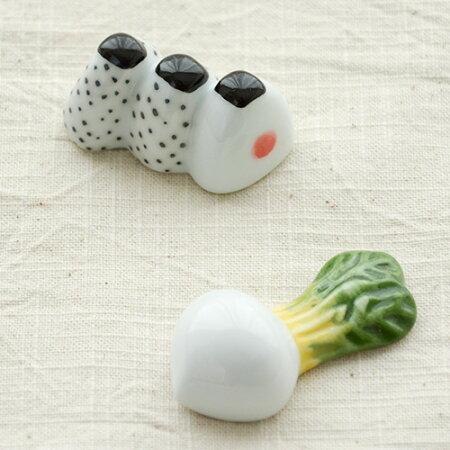 sen箸置き【京千作家和食器箸置きカトラリー陶磁器波佐見焼】