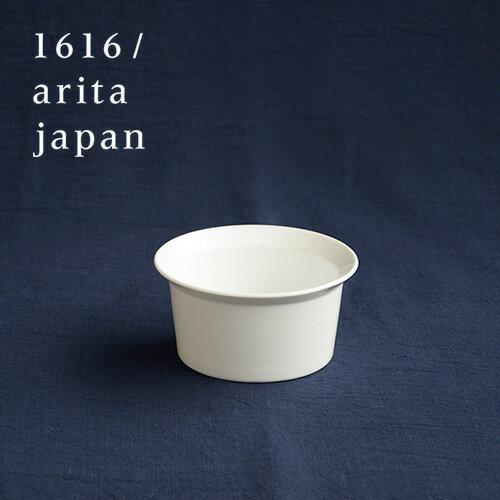 """ブランド>1616 / arita japan>TY """"Standard"""" ラウンドボウル/グレー・ホワイト"""