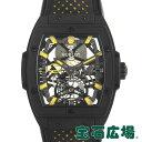 ウブロ HUBLOT マスターピース MP-06 セナ オールブラック 世界限定41本 906.ND.0129.VR.AES12【中古】メンズ 腕時計 送料無料