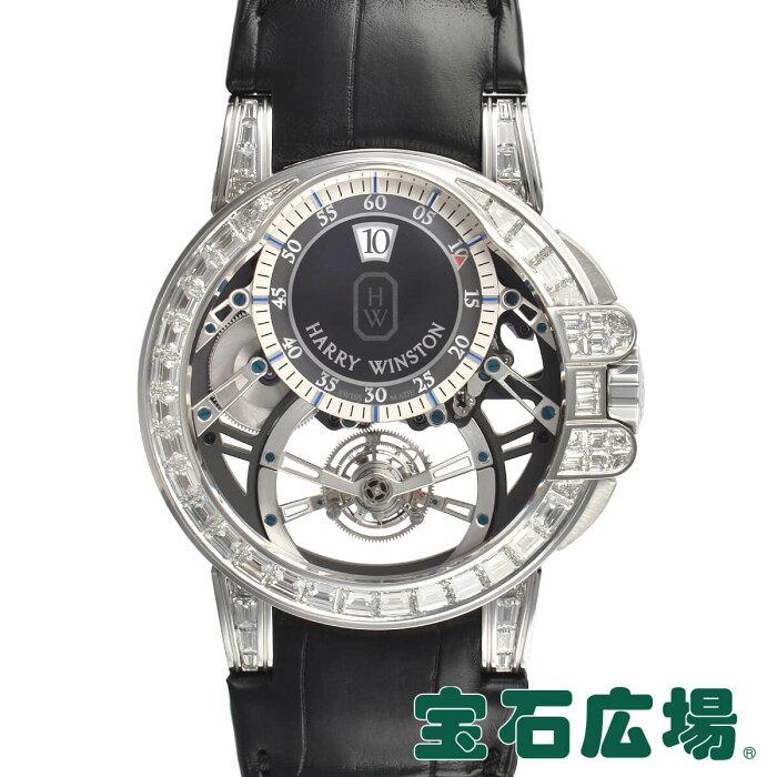ハリー・ウィンストン オーシャン トゥールビヨン ジャンピングアワー 世界限定10本 OCEMTJ45WW002【新品】 メンズ 腕時計 送料無料