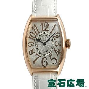 FRANCK MULLER TONOW CARBEX RELIEF 5852QZ RELIEF [Используется] мужские часы Бесплатная доставка