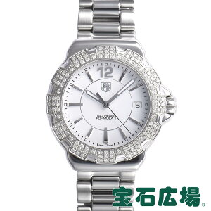टैग Heuer टैग HEUER फॉर्मूला 1 WAH1218.BA0852 [उपयोग] [अप्रयुक्त] देवियों घड़ी मुफ्त शिपिंग