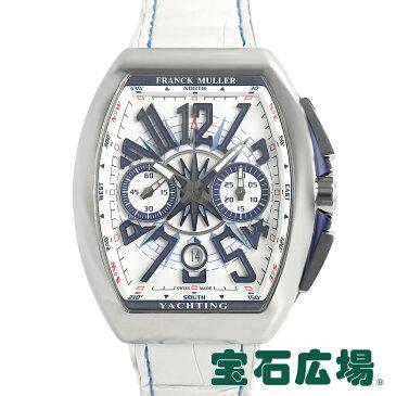 フランクミュラー FRANCK MULLER ヴァンガード ヨッティング クロノグラフ V45CCDT YACHTING【新品】メンズ 腕時計 送料無料
