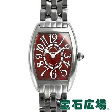 フランクミュラー FRANCK MULLER トノウカーベックス レッドカーペット 1752QZ【新品】レディース 腕時計 送料無料