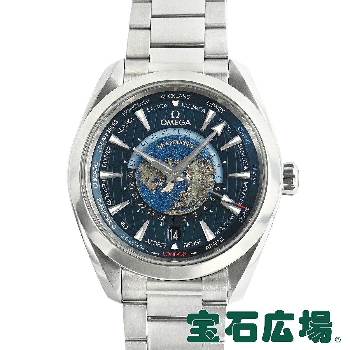 腕時計, メンズ腕時計  OMEGA GMT 220.10.43.22.03.001