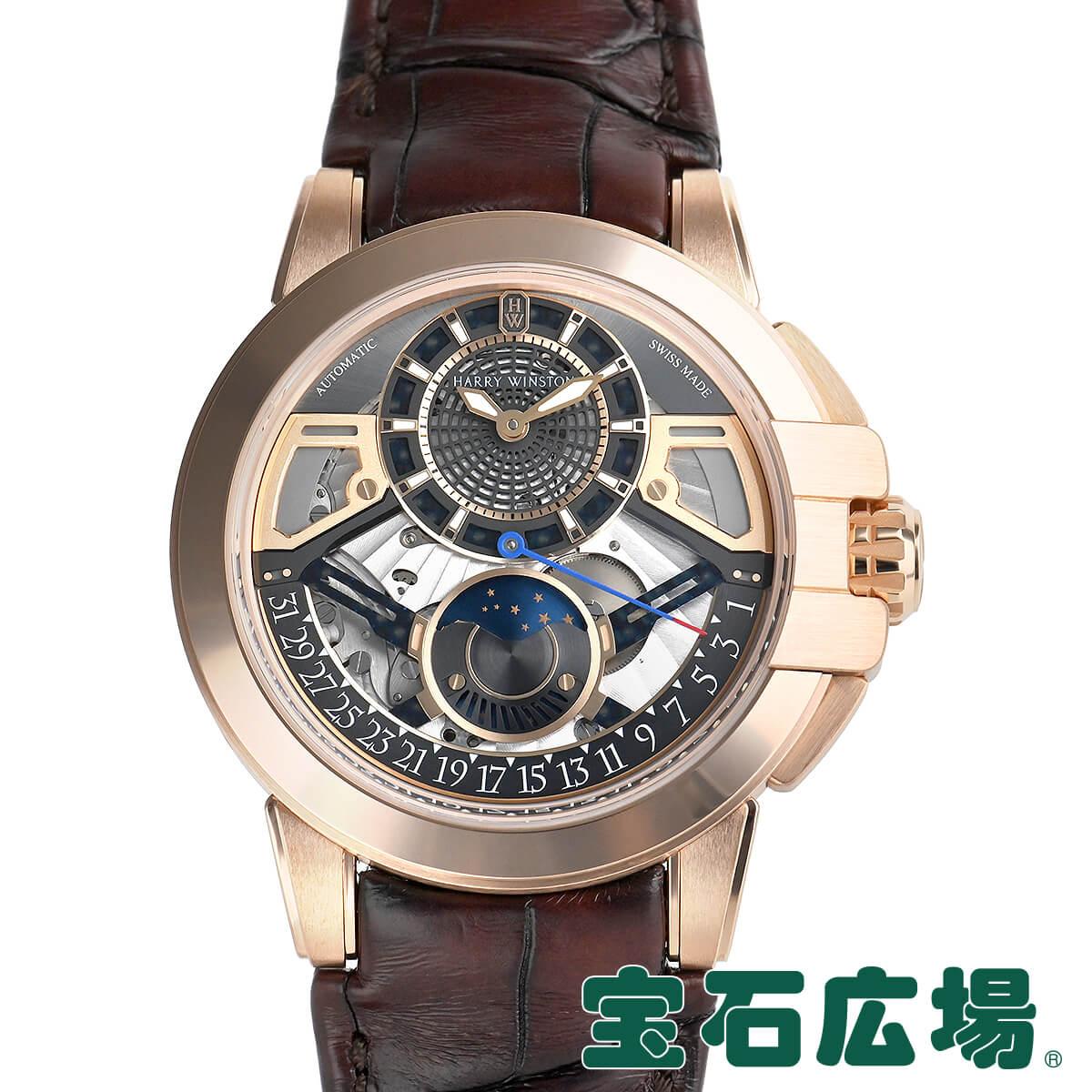 ハリー ウィンストン HARRY WINSTON オーシャン ムーンフェイズ オートマティック42mm OCEAMP42RR001【新品】メンズ 腕時計 送料無料