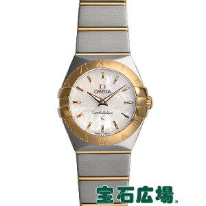 オメガ OMEGA コンステレーション ブラッシュクォーツ 123.20.24.60.05.002【新品】 レディース 腕時計 送料無料