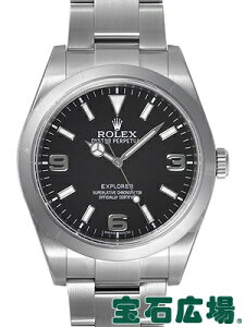 ロレックス エクスプローラー 214270【新品】【腕時計】【メンズ】【送料・代引き手数料無料】
