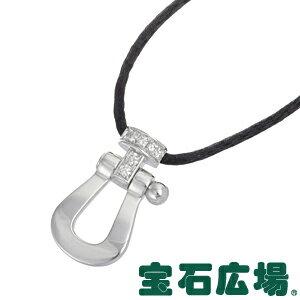 フレッドフォース10ハーフダイヤコットンコードペンダントネックレス(L)3B0205