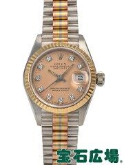 【ロレックス】【デイトジャスト 69179G BIC】【中古】【レディース】【腕時計】ロレックス デ...