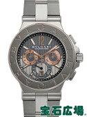 ブルガリ ディアゴノ カリブロ303 DG42C14SWGSDCH【中古】【メンズ】【腕時計】【送料・代引手数料無料】