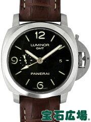 【パネライ】【ルミノール1950 3デイズGMTパワーリザーブ PAM00320】【新品】【メンズ】【腕時...