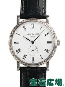 パテック・フィリップ カラトラバ 5119G-001【中古】【メンズ】【腕時計】【送料・代引手…