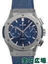 ウブロ クラシックフュージョン ブルー クロノグラフ チタニウム 521.NX.7170.LR【新品】 メンズ 腕時計 送料・代引手数料無料