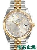 ロレックス デイトジャスト41 126333【中古】【メンズ】【腕時計】【送料・代引手数料無料】