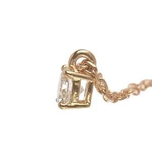 宝石広場オリジナルダイヤペンダントネックレスD.0.366ct