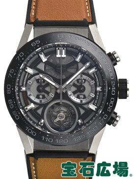 タグ・ホイヤー カレラ ホイヤー02T フライングトゥールビヨン CAR5A8Y.FT6072【新品】 メンズ 腕時計 送料・代引手数料無料